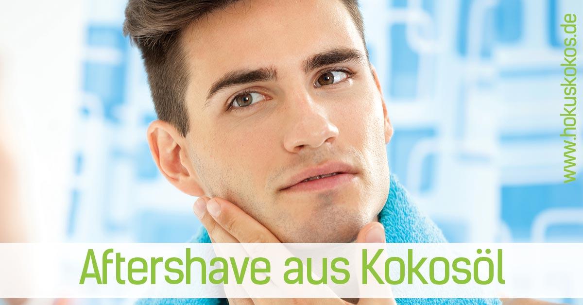 kokos l aftershave die pflegende variante ohne alkohol hokus kokos. Black Bedroom Furniture Sets. Home Design Ideas